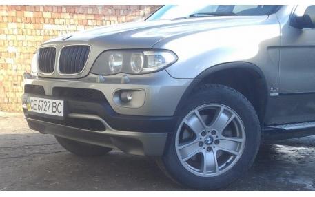 Накладка передняя BMW X5 E53