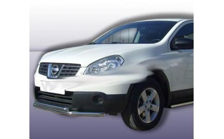Защита передняя Nissan Qashqai J11