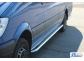 Подножки Opel Movano