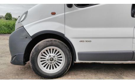 Арки Opel Vivaro