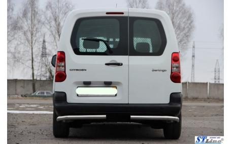 Защита задняя Peugeot Partner