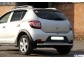 Защита задняя Renault Sandero