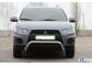 Защита передняя Mitsubishi Outlander XL