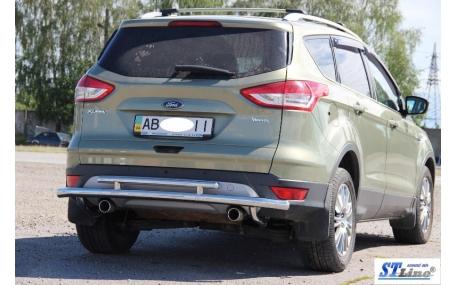 Защита задняя Ford Kuga