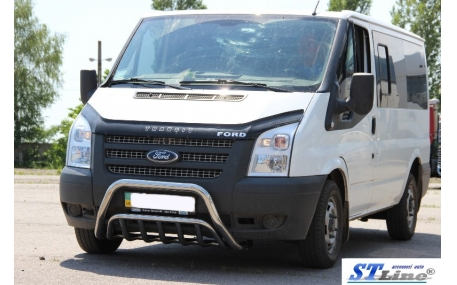 Защита передняя Ford Transit