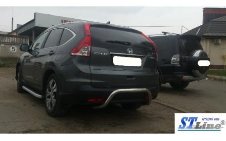 Защита задняя Honda CR-V
