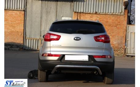 Защита задняя Kia Sportage R
