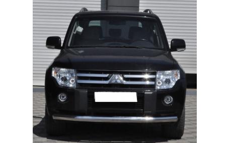 Защита передняя Mitsubishi Pajero Wagon