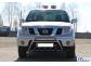 Защита передняя Nissan Pathfinder