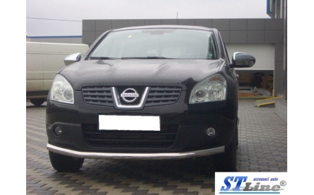 Защита передняя Nissan Qashqai