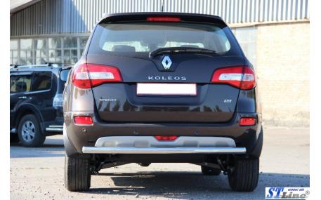 Защита задняя Renault Koleos
