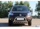 Защита передняя Renault Koleos