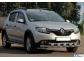 Защита передняя Renault Sandero Stepway