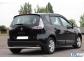 Защита задняя Renault Scenic