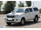 Защита передняя Toyota Hilux