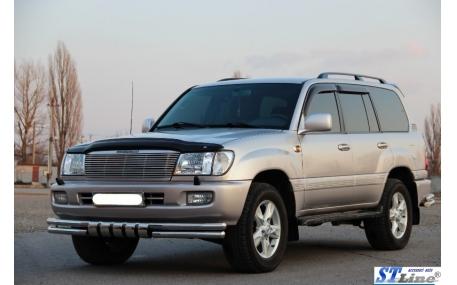 Защита передняя Toyota Land Cruiser 100