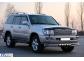 Защита передняя Toyota Highlander