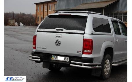 Защита задняя Volkswagen Amarok