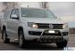 Защита передняя Volkswagen Amarok
