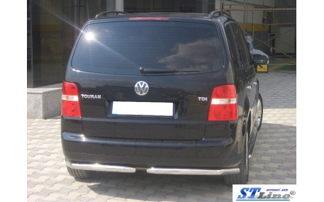 Защита задняя Volkswagen Touran