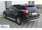 Подножки Volvo XC60