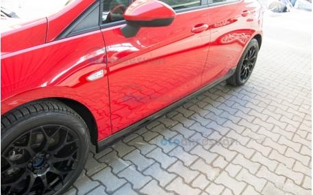 Пороги Opel Astra K