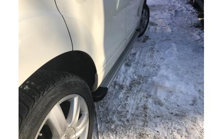 Подножки Dodge Journey