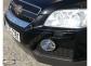 Накладка передняя Chevrolet Captiva