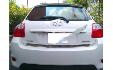 Хром накладки Toyota Auris