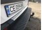 Накладка на задний бампер Volkswagen Crafter