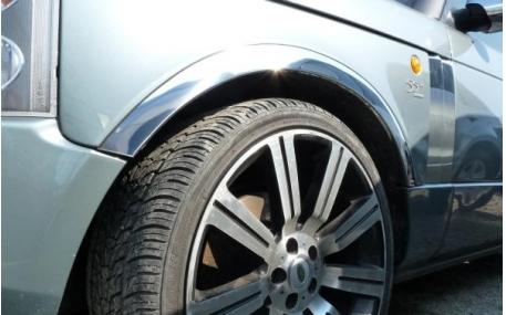 Арки Range Rover Vogue