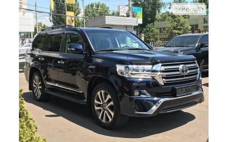 Комплект обвеса Toyota Land Cruiser 200