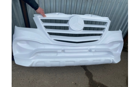 Бампер передний Mercedes Sprinter