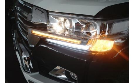 Дополнительная оптика Toyota Land Cruiser 200