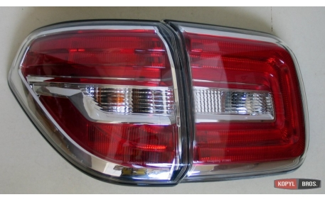 Фонари задние Nissan Patrol Y62