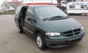 Ram Van (1996-2001)