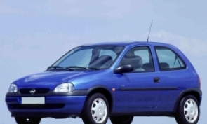 Corsa B (1993-2000)
