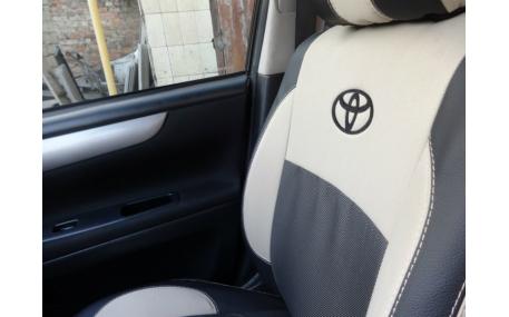 Авточехлы Toyota Hilux