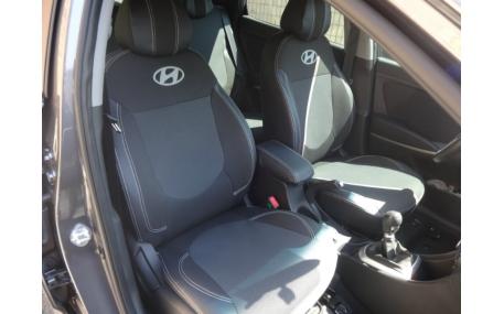 Авточехлы Hyundai i10