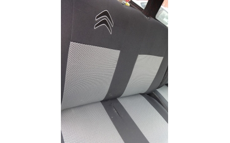 Авточехлы Citroen C-Elysee