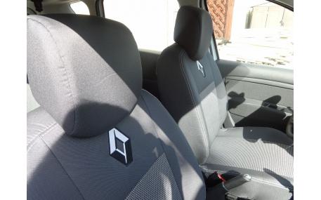 Авточехлы Renault Fluence