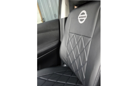 Авточехлы Nissan Tiida