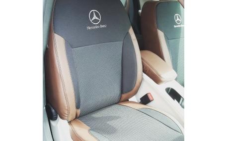 Авточехлы Mercedes GLK-class X204