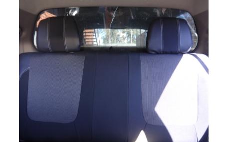 Авточехлы Mitsubishi L200
