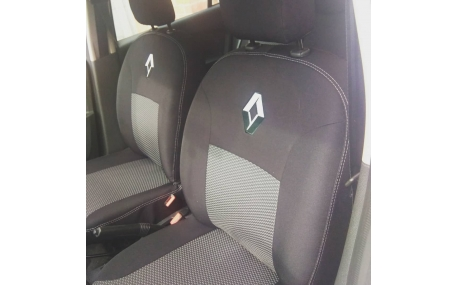 Авточехлы Renault Clio