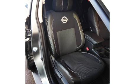 Авточехлы Nissan Navara