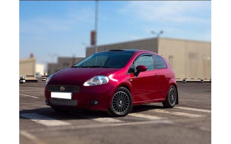 Дефлекторы окон Fiat Grande Punto