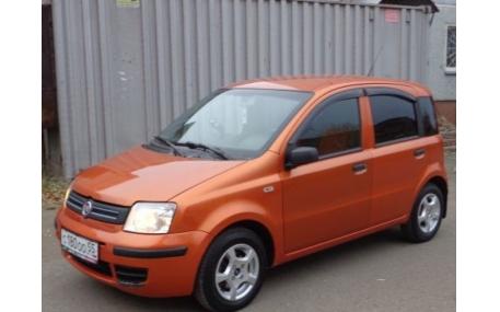 Дефлекторы окон Fiat Panda