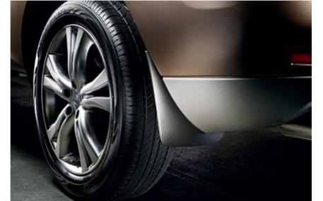Брызговики Nissan Murano