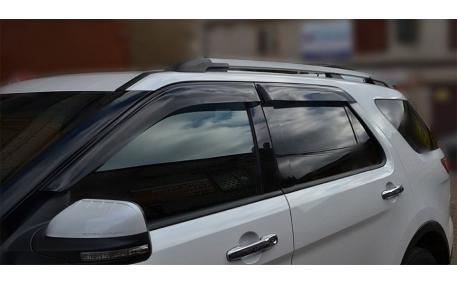 Дефлекторы окон Ford Explorer